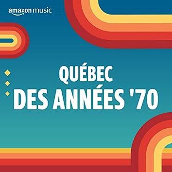 Québec des années '70
