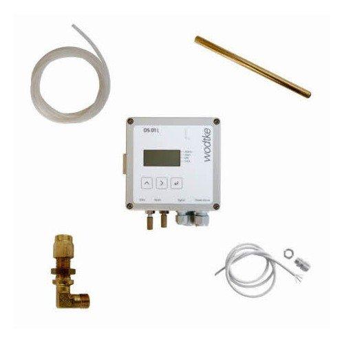 Wodtke Unterdruck Sicherheits Abschalter Differenzdruck Controller DS 01 L 095 351 Pelletofen
