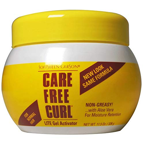 SoftSheen-Carson Care Free Curl Gel Activator 11.5 oz(Pack of 3)