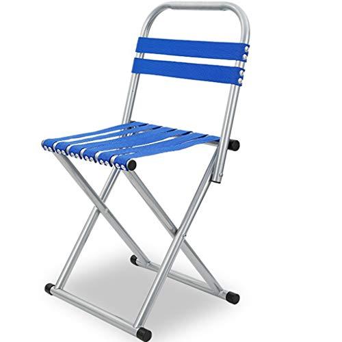 JIAX opvouwbare kruk Nylon, opvouwbare campingstoel, 15