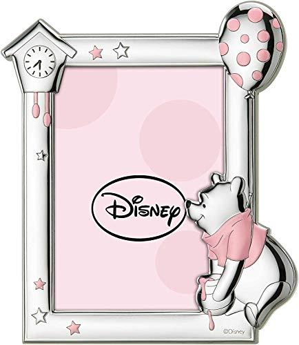 Valenti & Co Cadre Photo Argent Disney Winnie The Pooh 13 x 18 cm
