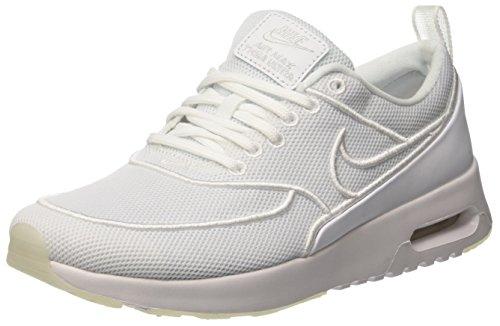 Nike Damen WMNS Air Max Thea Ultra SI Trainer, Elfenbein (White/White/Wolf Grey), 39 EU