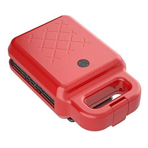Sandwichmaker Waffeleisen,Ultrakompakter Sandwich-Toaster,Tragbare elektrische Waffel Sandwich Maker Multifunktionale Kuchen Toastbrot Frühstück machen