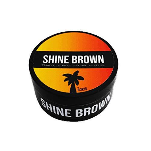 Shine Brown - Crema bronceadora, 200 ml