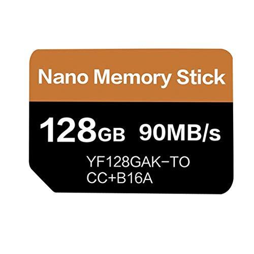 BeIilan Nano-Speicherkarte Handy-Smartphone NM-Karte Ersatz für Huawei Mate20 / P30 Pro 128GB 90MB / S