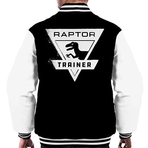 Jurassic Park Raptor Trainer Men's Varsity Jacket