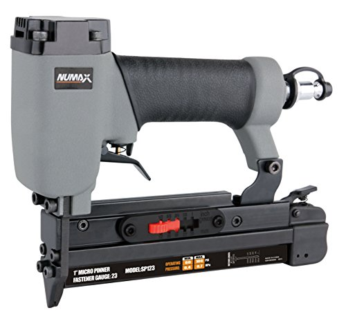NuMax SP123 Pneumatic 23-Gauge 1' Micro Pin Nailer