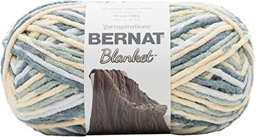 BERNAT BLANKET -300G- SUNSHINE GREEN