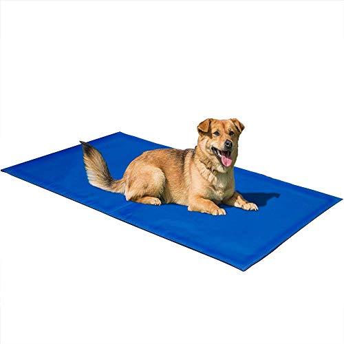Selbstkühlende Gelmatte für Hunde und Katzen, xl