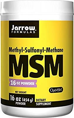 Jarrow Formulas Jarrow Msm (Vegan, 454g Powder), 1 Units