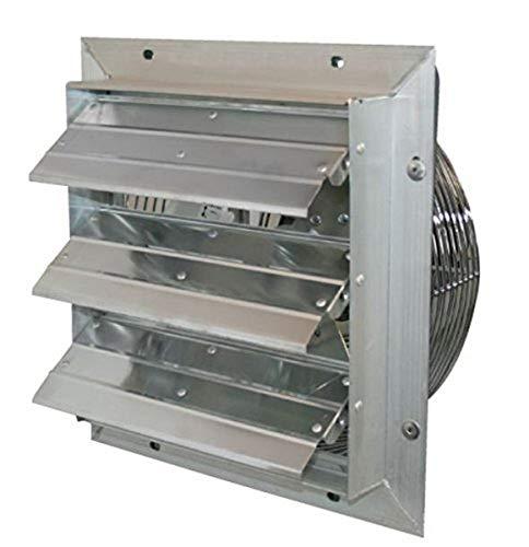 24 shutter exhaust fan - 5