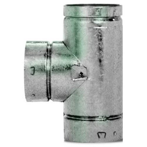 Selkirk (Corp 103100 Gas Vent Tee, 3 Zoll
