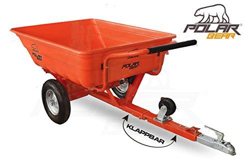 Hanger SMALL voor Quad ATV enz. Kruiwagen Quadaanhanger Kantelwagen Kruiwagen Trailer