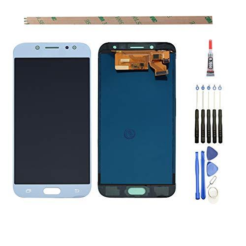 West Dragon LCD Pantalla Táctil para Samsung Galaxy J7Pro 2017Pantalla Repuesto de Pantalla Completo con Herramientas para Samsung Galaxy J7Pro 2017j730g j730j730F
