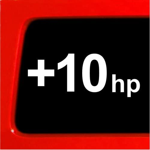 Amazon.com: HP Car ITR Vinyl Decal Sticker Funny Tuner Race JDM: Automotive