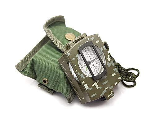 Brújula portátil Magnética de la mano impermeable Held Profesional compás for Boy Scouts camping...