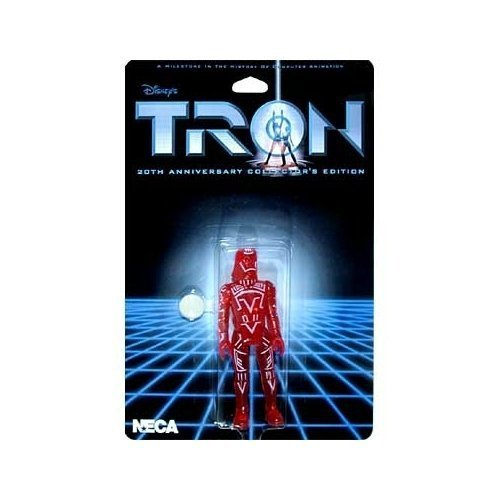 Tron 20th Anniversary Collector's Edition Sark Action Figure by Tron