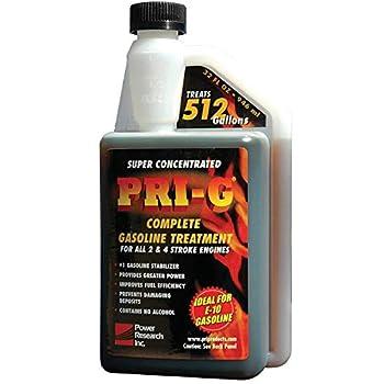 CP122 Pri-G Gasoline Treatment - 32 oz.