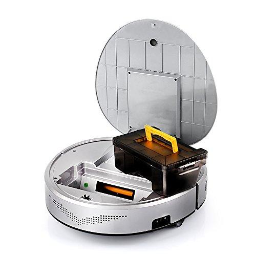 Fmart Robot Aspirador Automático Robot Aspirador con Fuerte ...
