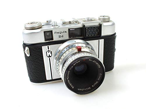 Find Discount King REGULA IIID Rare 35MM RANGEFINDER Film Camera