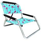 Neso Paquete de 2 sillas de Playa Resistentes al Agua