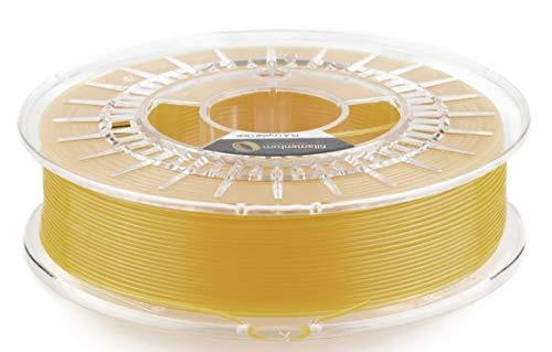 Fillamentum PLA Extrafill Crystal Clear Tangerine Orange - 1.75mm - 750g Premium Filament