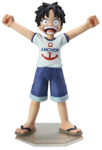 Figurine ONE PIECE Portrait of Pirate CB1 - Luffy