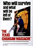 The Texas Chainsaw Massacre – U.S Movie Wall Poster Print