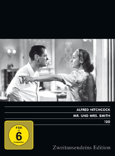 Mr. und Mrs. Smith. Zweitausendeins Edition Film 120