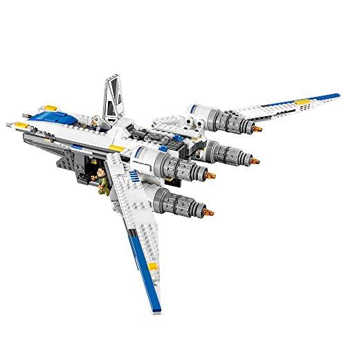 Vaisseau Rebelle Chasseur U-Wing Fighter LEGO Star Wars 75155 - 659 Pièces - 3