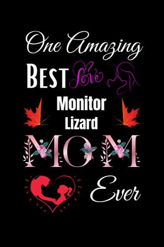 Monitor Lizard Gifts: Funny Mothers Day or Birthday Gifts For Women, Daughter, Mom, Grandma, Sister (Mother In Law). Perfect Journal To Write in ... Cute Mothers/Mums Gifts For Valentine's Day.