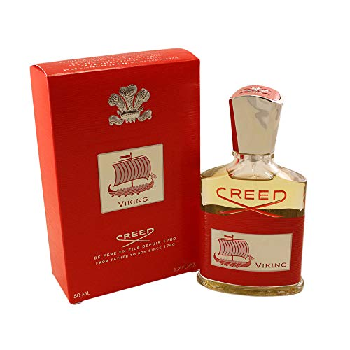 Creed Viking homme/man Eau de Parfum, 1er Pack (1 x 50 ml)