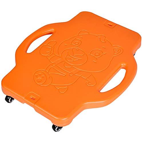 Cobeky Kindergarten Gran Scooter Sensorial Equipo de Entrenamiento Infantil Vestibule Balance Board Juguetes al aire libre