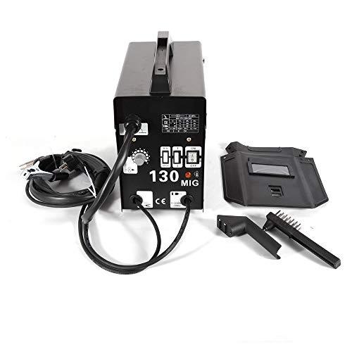 Máquina de soldar 230V 50Hz, Máquina de soldar MIG MMA de alambre con núcleo de 120A Máquina de soldadura de alambre con núcleo