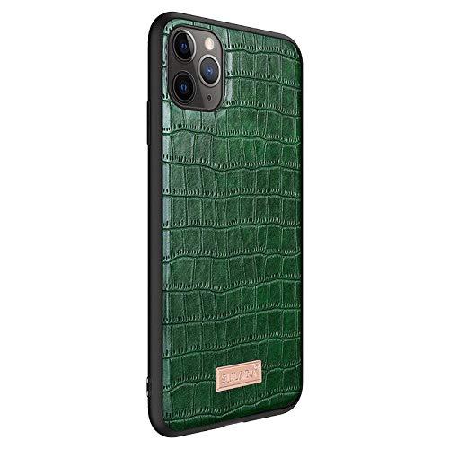 fundas iphone 11 max piel de cocodrilo fabricante RZL-01