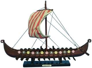 Hampton Nautical Viking Drakkar Ship, 14