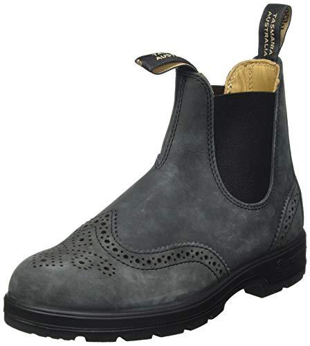 Blundstone Unisex BL1472 Boots Rustic Black Brogue (12 M AU)