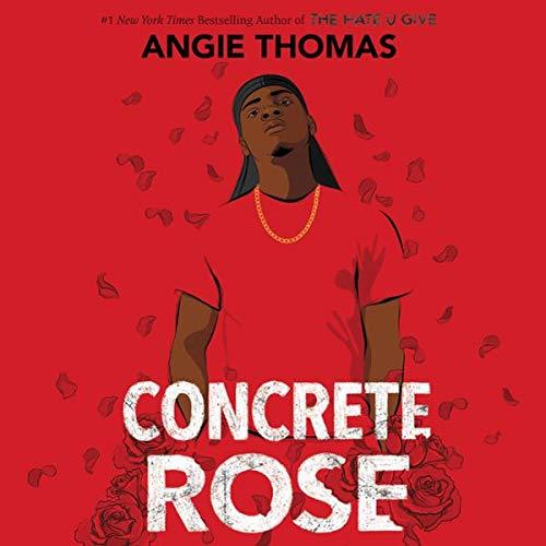 Concrete Rose audiobook cover art