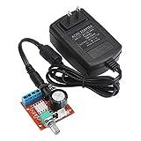 Digital Amplifier Board, DROK DC 7.5-15V Audio Amplify Module 10W+10W Dual...