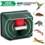 Ultrasonic Outdoor Animal Pest Repellent, Yard Sentinel - Pest Repeller Pest Control