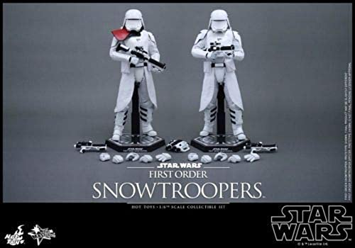 Hot Toys MMS323 - Star Wars First Order - SnowTroopers 1 6 - Officiel
