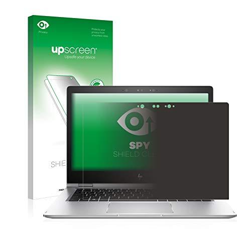 upscreen Anti-Spy Blickschutzfolie kompatibel mit HP EliteBook x360 1030 G2 Privacy Screen Sichtschutz Bildschirmschutz-Folie