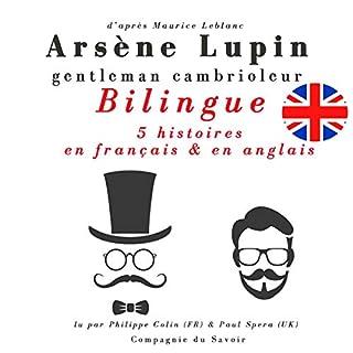 Page de couverture de Arsène Lupin, gentleman cambrioleur