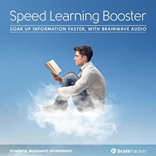 Speed Learning Booster Session audiobook cover art