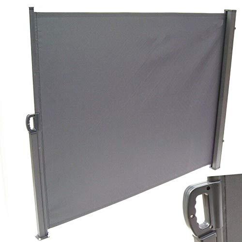 D&L Seitenmarkise 350x160 Sichtschutz Sonnenschutz 56050 Seitenrollo Windschutzrollo AWZ