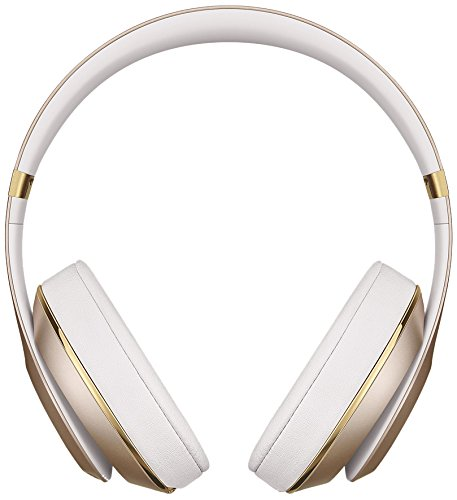 Beats by Dr. Dre Studio Wireless - Auriculares de diadema cerrados (reducción de ruido), color oro