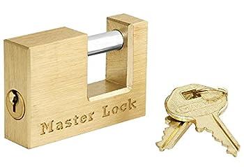 Master Lock 605DAT Trailer Coupler Padlock - 2 Pack