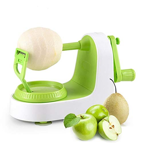 para Long Time Uso Herramientas Creativas De Frutas Y Verduras Pelador De Manzanas Peladoras Multifuncionales De Naranja Peladoras De Frutas Máquina De Corte Accesorios De Cocina De Apple