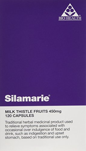 Bio Health Silamarie Milk Thistle Capsules 450mg Pack of 120