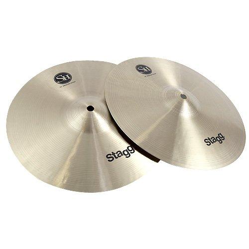 Stagg SH-HM12R 12-Inch SH Medium Hi-Hat Cymbals
